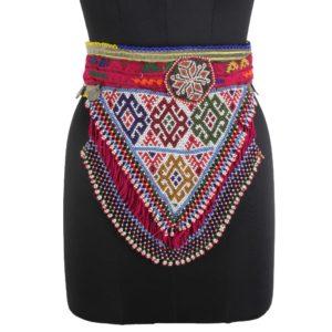 Vintage Banjara Beads Belt