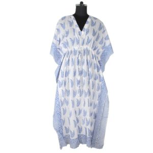 Caftan Cotton Long Size