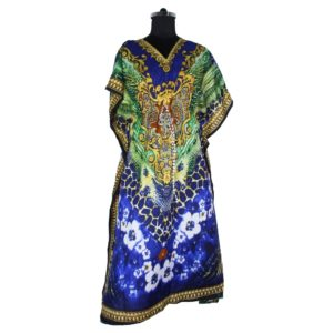 Caftan Silk Long Size