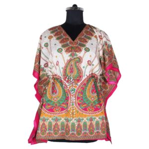 Caftan Silk Short Size